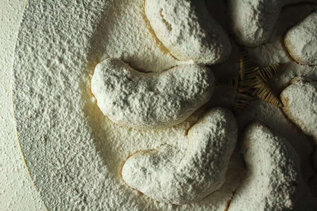 Christmass butter cookies