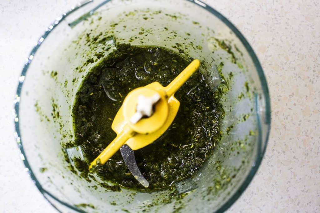 mediterranean herb and spice paste