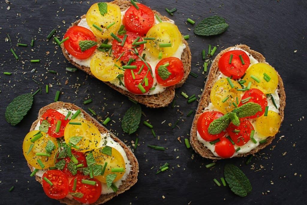 Mediterranean Feta Cheese Dip or Spread