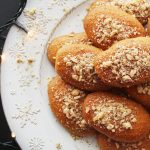 Greek Honey Cookie traditional greek recipe 30daysofgreekfood