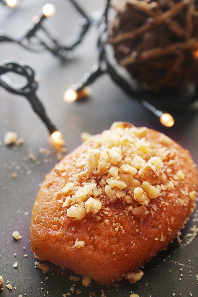 Greek Honey Cookie ne piece 30daysofgreekfood