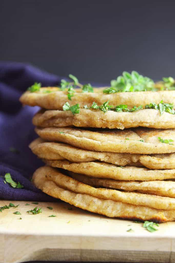 Greek Whole Wheat Pita Bread