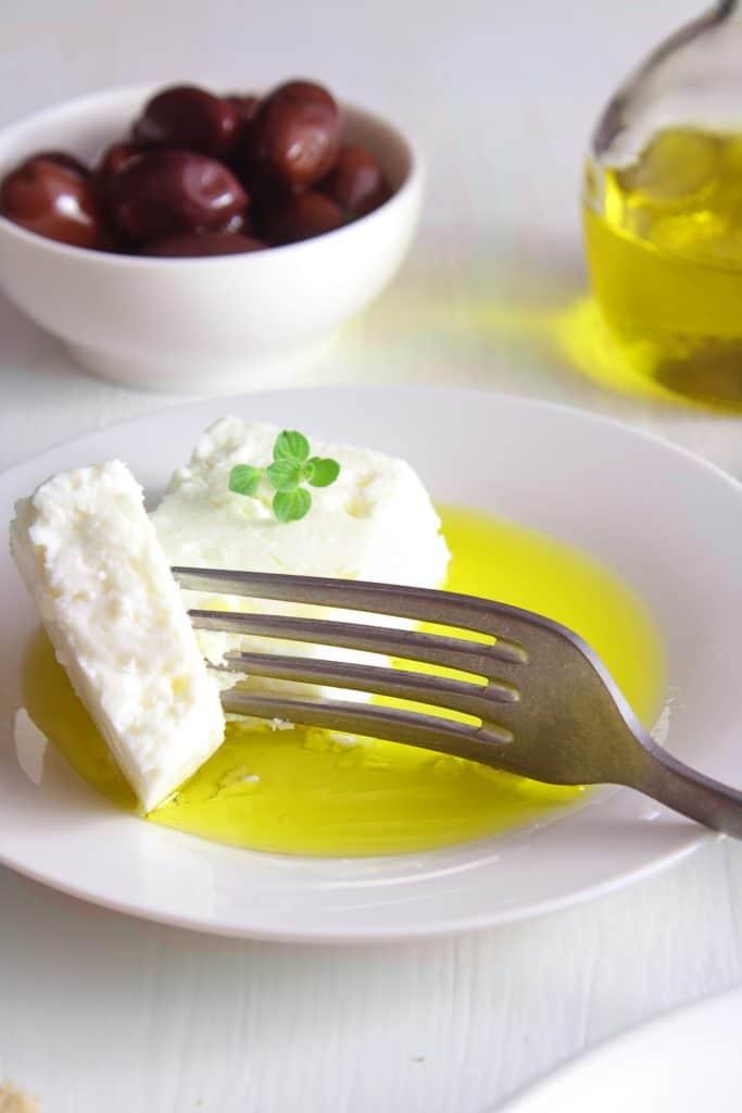 Feta cheese #mediterraneanfood #mediterraneanrecipe